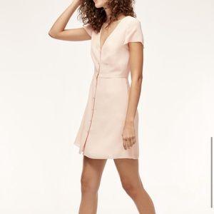 Wilfred nazaire blush dress